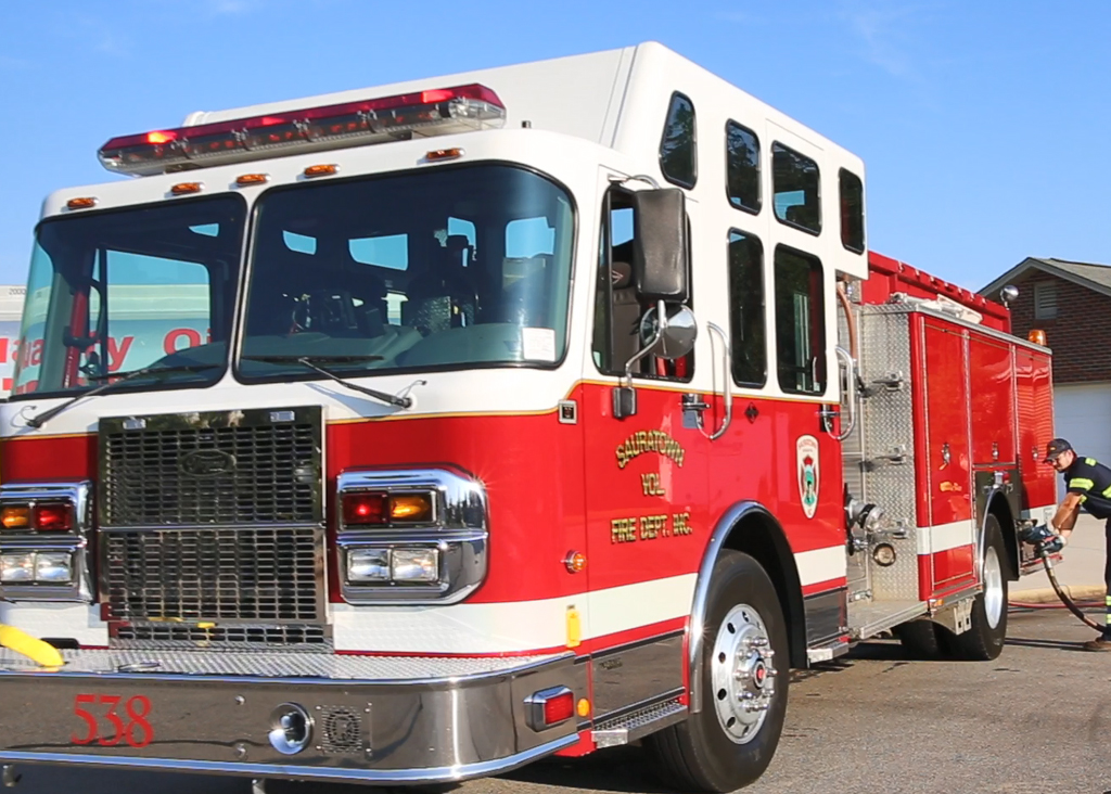 Fire Stations and First Responders